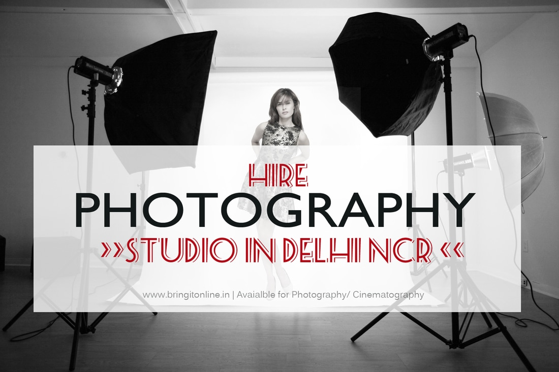 Photography Studio on Rent in Delhi NCR, 9599693769 | Green Park